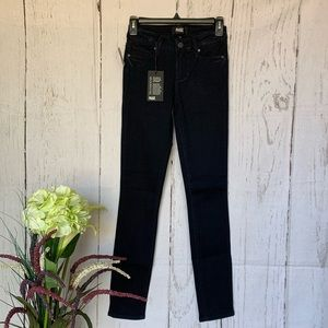 Paige Cherie Verdugo Mid Rise Ultra Skinny Jeans